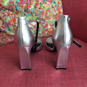 2b095e9d2b3 Marc Fisher Shoes - Marc Fisher Harlin Leather Ankle Strap Heels